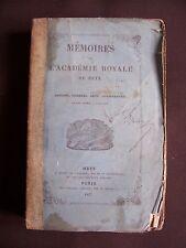 Mémoires de l'académie royale de Metz 1846-1847