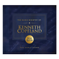 THE MUSIC MINISTRY OF KENNETH COPELAND THE EARLY YEARS (NEW AND SEALED) VR02