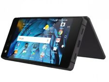 ZTE Axon M - 64GB - Carbon Black (AT&T) Smartphone New