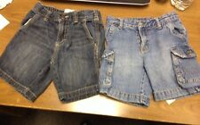 Old Navy and Arizona Boys 2T Cargo Shorts Pre owned