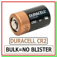 batteria cr2 3v litio pila DURACELL cr2 cr17355 bulk made in usa scade 2029