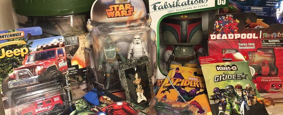 EnjoyableCollectibles&Toys