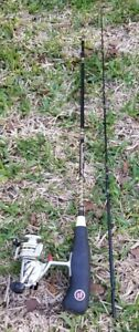 Daiwa Minispin Rod and Reel Combo MS-18 Spinning Combo 4 1/2 Ft. 2 Pc. Ultra...