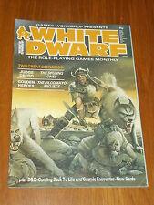 WHITE DWARF #78 ROLE-PLAYING GAMES WORKSHOP UK MAGAZINE~