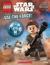 LEGO STAR WARS Use the Force : Activity Book with Minifigure