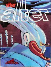 RIVISTA ALTER ALTER  N.4 1983