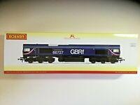 HORNBY OO gauge Class 66 GBRF 66727 ANDREW SCOTT CBE - DCC ready - new