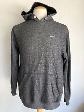 VANS Official Heather Grey Hoodie Pullover Sweatshirt Sweater Size Small