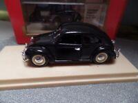 1/43 Rio VW Käfer Maggiolino Seconda 1953 schwarz