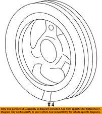 FORD OEM-Serpentine Drive Fan Belt Tensioner 4L8Z6B209AA