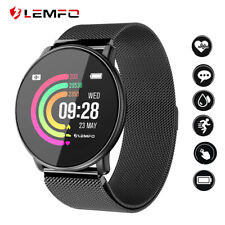 LEMFO DIY Dial Sports Smart Watch Band FitnessTracker Heart Rate Blood Pressure