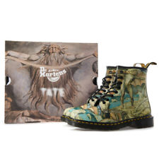 Dr.Martens Men William Blake Multi Backhand 1460 Boots Authentic 22873102