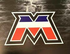 Enseigne Plaque Décorative Garage Logo M de MOTOBECANE