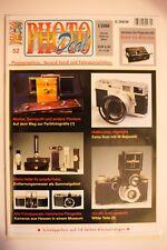 PHOTO DEAL Photodeal Heft 52 1/2006, Zeiss Ikon, Polyskop von Zulauf und Ica,