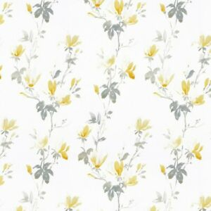 Laura Ashley Georgia Sunshine Wallpaper (1 Roll: W103244-A/1) * FREE DELIVERY