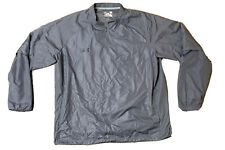 Under Armour Men's Windbreaker Pullover Jacket Removable Sleeves Size Large