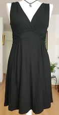 ZARA Shirtkleid Sommerkleid Shirt Kleid schwarz - Gr M - 38 TOP