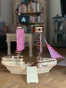 Piratenschiff aus Massivholz, Small Foot