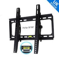 LCD LED TV Tilt Wall Mount Bracket for 32 37 38 40 42 46 50 52 55