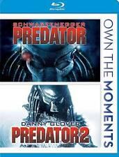 Predator - The Box Set (Blu-ray Disc, 2012, 2-Disc Set)