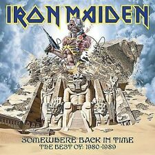 * IRON MAIDEN - Somewhere Back in Time: The Best of 1980-1989