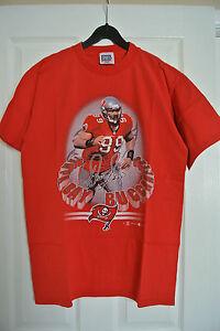 Rare Tampa Bay Buccaneers - Warren Sapp 99 - Shirt - Large - Red