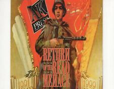 CDRETURN OF THE READ MELLACEa benefit for AK pressUS 1999 EX (A0453)