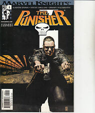 The Punisher-Vol 4 Issue 5-Marvel Comic