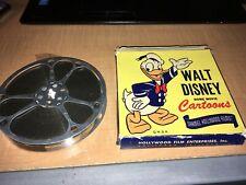 Vintage Walt Disney Home Movies 8MM Carmel Hollywood Films Mickey & Donald