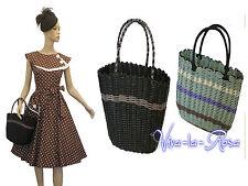 5e675303a71 Rockabilly 1950s Vintage Bags, Handbags   Cases   eBay