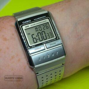 Casio A200 'Futurist' Retro Digital Watch