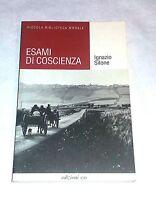 Esami di coscienza di Ignazio Silone -  E/O, 2000
