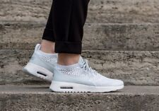 Nike W Air Max Thea Ultra Flyknit Trainers Pure Platinum UK 7 EU 41