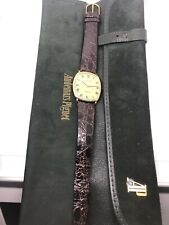 Vintage Super Rare Audemars Pigeut Automatic 18k Solid Gold Very Thin