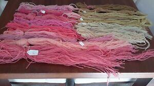 26 x Paterna Tapestry  crewel (divisible wool) Hanks