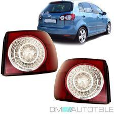 VW Golf 5 PLUS LED Heckleuchten Rückleuchte Rücklicht Außen Set 05-08 Rot Weiß