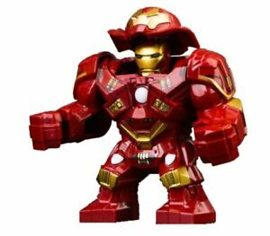 HulkBuster 2020 Avengers End Game Lego Moc Minifigure Toys Gift Kids