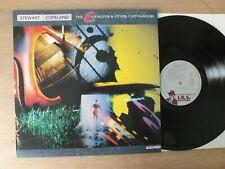 Stewart Copeland ?? The Equalizer & Other Cliff Hangers  NL  LP  Vinyl   vg++