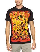 """ORIGINALE IRON FIST """"terrore Dome"""" T-shirt Men size L molto raro programmazione a oggetti NEW NUOVO"""