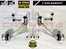 FOR NISSAN 370Z Z34 FRONT AXLE LOWER SUSPENSION CONTROL ARMS ANTI ROLL BAR LINKS