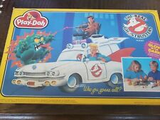 Kenner Real Ghostbusters 1987 Glow in the Dark Play-Doh Set