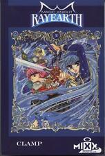 Magic KNIGHT RAYEARTH una 2-CLAMP-US TB-Engl./Mixx Manga/1999/1892213087