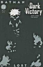 Batman Dark Victory #4 (NM)`00 Loeb/ Sale