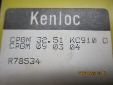 Kennemetal Indexable Carbide Inserts, 10 NOS CPGM 3251 KC 910