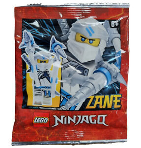Lego® Ninjago™ Prime Zane Limited Edition Minifiguren Neu & OVP