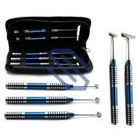 Dental Soft Brushing Kit PRF Lingual Tissue Flap Surgery Implant Instruments