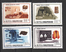 1981 Albania. Albanian  Stamps. National Equipment for Houses. MNH.
