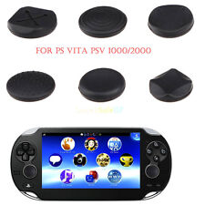 6 x Silicone Thumb Stick Cover Grip Caps For PS Vita 1000/2000 Analog Controller