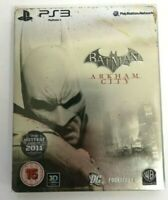 *Weekend Sale* Batman Arkham City Special Steelbook Edition - Playstation 3 PS3