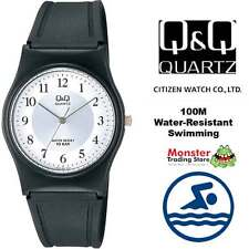 AUSSIE SELER GENTS DIVERS STYLE CITIZEN MADE WATCH VP34J012 100M WATER RESISTANT